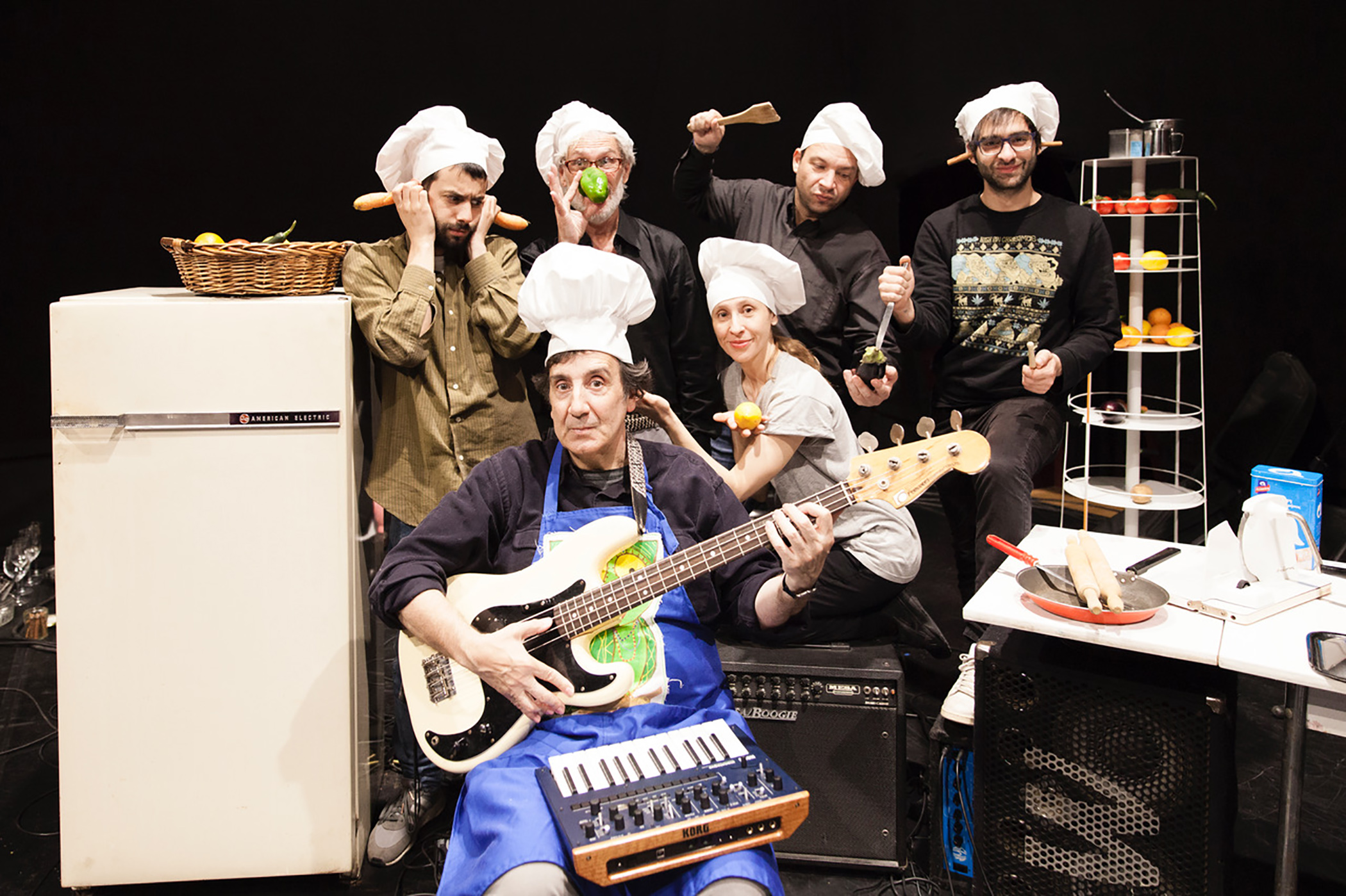 the cooking orchestra p