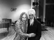 IGGY POP & DR. LONNIE SMITH  SUNSHINE SUPERMAN